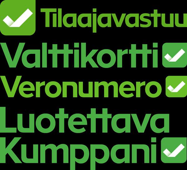Tilaajavastuu | Valttikortti | Veronumero | Luotettava kumppani Timanttityö Titaani Oy